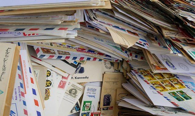Postakész borítékok