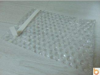 buborékos csomagolóanyagok